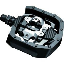 Shimano PD-MT50 MTB keretes SPD Click'R pedál, fekete
