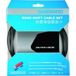 Shimano Dura Ace ST-9000 országúti váltóbowden készlet fekete