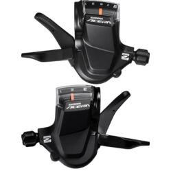 Shimano Acera SL-M3000 Rapidfire váltókar szett (jobb, bal és bowdenszett), 3x9-es, fekete