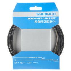 Shimano Dura Ace váltóbowden készlet fekete