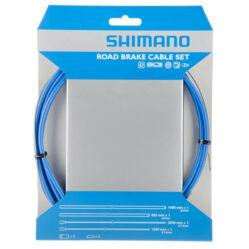 Shimano Dura Ace fékbowden készlet kék