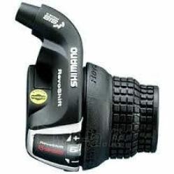 Shimano Tourney SL-RS35 markolat váltókar csak jobb - 6-os fekete