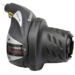 Shimano Tourney SL-RS36 markolat váltókar csak jobb - 7-es fekete