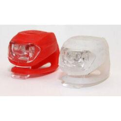 Jing Yi gumpiántos, 2 LED-es villogó lámpa szett (első + hátsó)