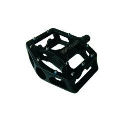 Spyral Robust alumínium platform pedál, cserélhető tüskés, fekete