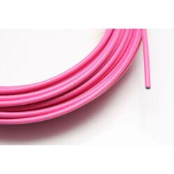 Spyral Color teflonos váltóbowden-ház, 4 mm, rózsaszín