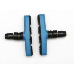 Spyral Robust menetes fékpofa, 60 mm-es, kék-fekete