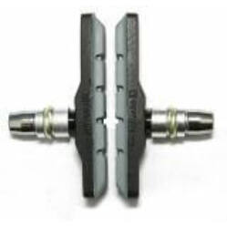 Spyral System menetes fékpofa, 72 mm-es, fekete-szürke