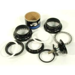 Tioga SRR-1 1 1/8 A-head kormánycsapágy, golyókosaras, fekete, acél csészés