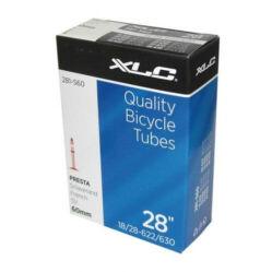 XLC 281-S60 622-635x18-28 (700c) országúti belső gumi, FV60 (60 mm hosszú szeleppel, presta)