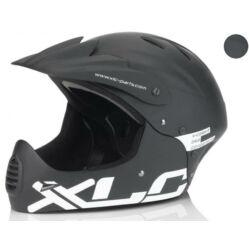 XLC BH-F03 fullface DH bukósisak 53-57 cm, matt fekete