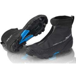 XLC CB-M07 SPD MTB kerékpáros téli cipő, fekete, 47-es