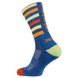 XLC CS-L02 All MTN zokni, színes, csíkos, L-es (42-45)