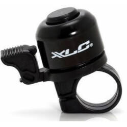 XLC DD-M01 pengetős alu csengő, fekete