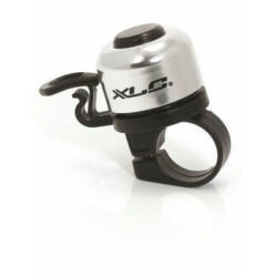 XLC DD-M06 mini pengetős alu csengő, ezüst