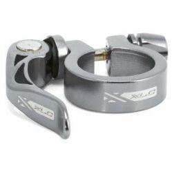 XLC PC-L04 gyorszáras nyeregcső bilincs, 34,9 mm, titán szürke