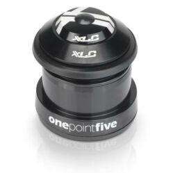 XLC HS-I10 Tapered félintegrált kormánycsapágy, ipari csapágyas, acél csészés, fekete