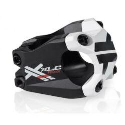 XLC ST-F02 Pro Ride A-Head DH kormányszár (stucni), 31,8x40 mm, alumínium, fekete-fehér