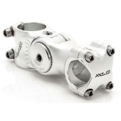 XLC ST-M02 állítható A-Head kormányszár (stucni), 25,4x110 mm, -40-40 fok, alumínium, ezüst