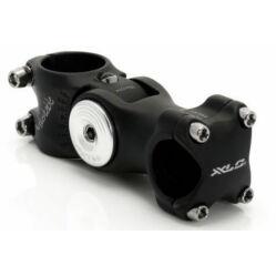 XLC ST-T11 gyorszáras állítható A-Head kormányszár (stucni), 25,4x110 mm, -10-60 fok, alumínium, fekete