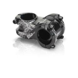 XLC ST-M25 All MTN MTB kormányszár (stucni), 31,8x45 mm, 0 fok, alumínium, fényes fekete