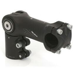 XLC ST-T13 állítható A-Head kormányszár (stucni), 25,4x110 mm, -10-90 fok, alumínium, matt fekete