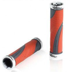 XLC GR-S23 Sportive bilincses markolat, 130 mm, piros-szürke, fehér bilinccsel