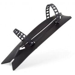 XLC MG-C11 alsócsőre szerelhető műanyag sárvédő, fekete