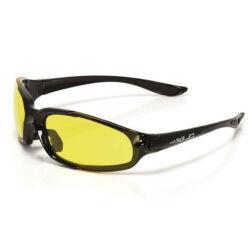 XLC SG-SG-F02 Galapagos II kerékpáros sportszemüveg, fényre sötétedő lencsés, fekete