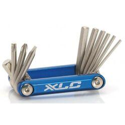 XLC TO-M06 marokszerszám, 10 funkciós, kék