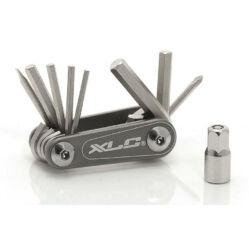 XLC TO-M08 marokszerszám, 9 funkciós, szürke
