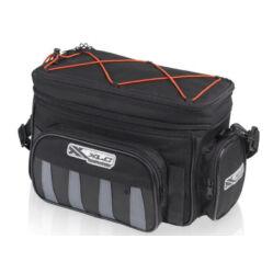 XLC BA-S37 Traveller egy részes csomagtartó táska, 15L, fekete