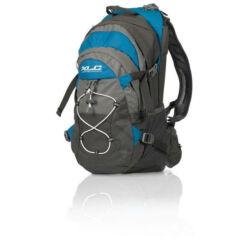 XLC BA-S48 kerékpáros hátizsák, 18L, szürke-kék
