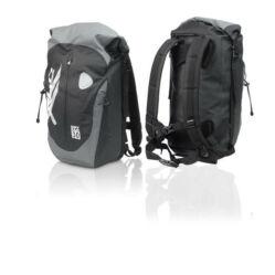 XLC BA-W29 Dry Pak vízálló hátizsák, 30L, szürke-fekete