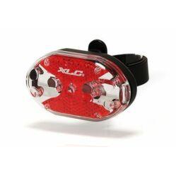 XLC CL-R03 Thebe hátsó lámpa nyeregcsőre, 9 LED