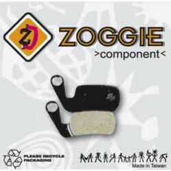 Zoggie fékbetét Magura Marta tárcsafékekhez, acél alap - szintetikus pofa