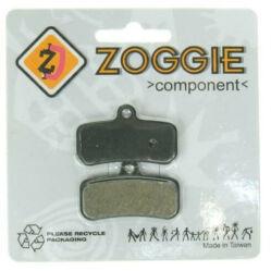 Zoggie fékbetét Shimano Saint tárcsafékhez, acél alap, organikus pofa