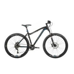 Gepida Asgard alu 27,5-es MTB kerékpár, 30s, 17 col, fekete