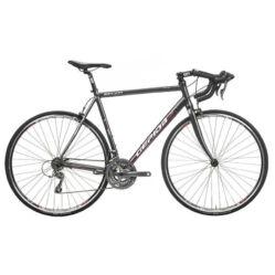 Gepida Bandon 810 alumínium országúti kerékpár, 54 cm, 24s, szürke