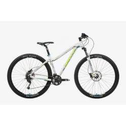 Gepida Ruga alu 29-es MTB kerékpár, 27s, 19 col, fehér