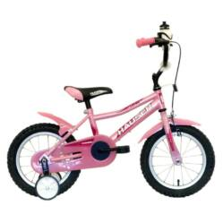 Hauser Puma 14-es BMX kerékpár, halvány rózsaszín