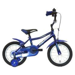 Hauser Puma 14-es BMX kerékpár, sötétkék