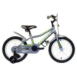 Hauser Puma 16-os BMX kerékpár, sötét szürke