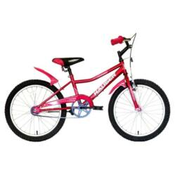 Hauser Puma 20-as BMX kerékpár, sötét rózsaszín