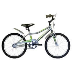 Hauser Puma 20-as BMX kerékpár, szürke