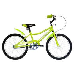 Hauser Puma 20-as BMX kerékpár, zöld