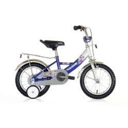 """Hauser Swan 14"""" BMX kerékpár ezüst - kék"""