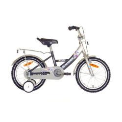 """Hauser Swan 14"""" BMX kerékpár matt ezüst - grafit"""