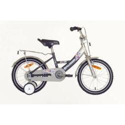 """Hauser Swan 16"""" BMX kerékpár matt ezüst - grafit"""