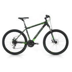 Kellys Viper 30 alu 27,5-es (650B) MTB kerékpár, 24s, 17,5 col, fekete-zöld